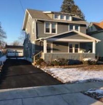 Sayre Single Family Home For Sale: 308 Harrison St