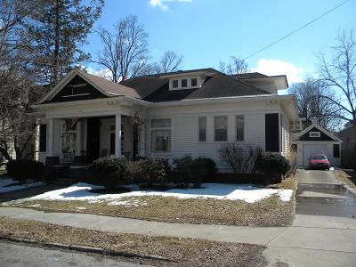 Canton Single Family Home For Sale: 60 Tioga St