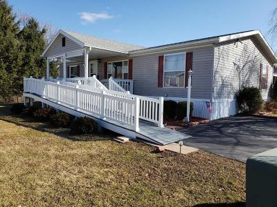 Sayre Single Family Home For Sale: 35 Cessna Street