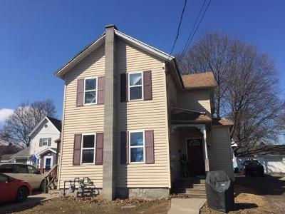 Sayre Multi Family Home For Sale: 106 Olive