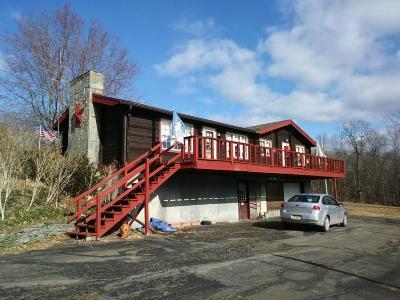 Towanda Single Family Home For Sale: 8321 Burlington Turnpike
