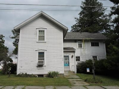 Wyalusing Single Family Home For Sale: 19 Canal St