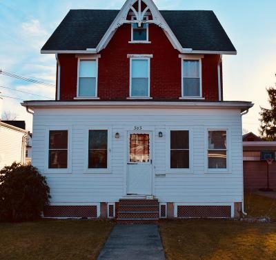 Sayre Single Family Home For Sale: 303 North Elmer Avenue