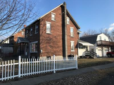 Sayre Single Family Home For Sale: 402 North Elmer Ave