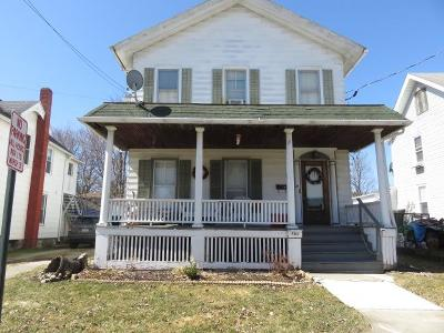 Waverly Multi Family Home For Sale: 485 Fulton Street