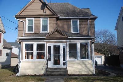 Sayre Single Family Home For Sale: 603 S Elmer Ave