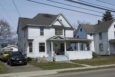 Sayre Single Family Home For Sale: 518 Lincoln St