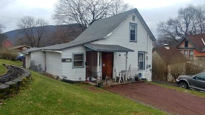 Galeton Single Family Home For Sale: 10 Fourth Street