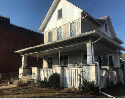 Athens Single Family Home For Sale: 216 S Main St
