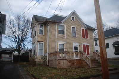 Waverly Multi Family Home For Sale: 495 Fulton St