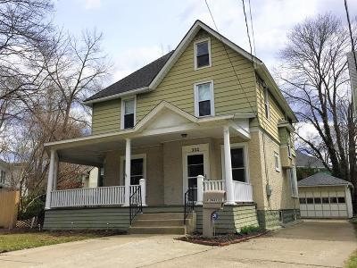 Waverly Single Family Home For Sale: 332 Chemung