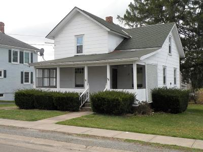 Wyalusing Single Family Home For Sale: 79 First St