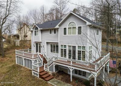 Eagles Mere Single Family Home For Sale: 52 Glass Avenue