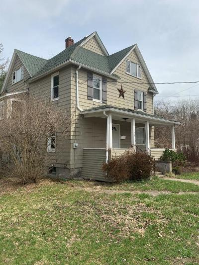 Sayre Single Family Home For Sale: 155 Cayuta St