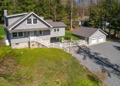 Laporte Single Family Home For Sale: 163 Mokoma Avenue