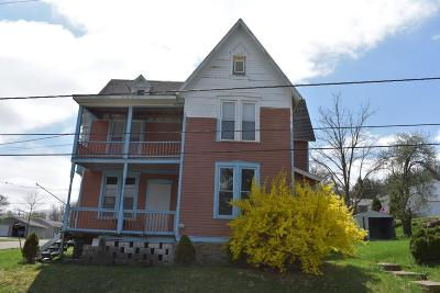 Towanda Multi Family Home For Sale: 101 Thomas Street