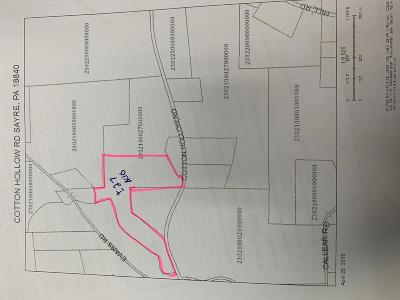 Athens Residential Lots & Land For Sale: Cotton Hollow Road