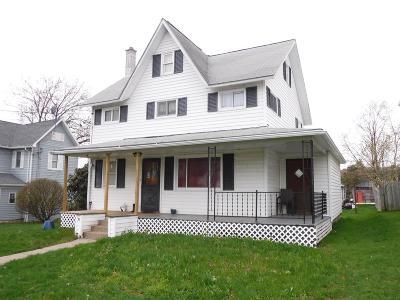 Mildred Single Family Home For Sale: 16 Pennsylvania Avenue