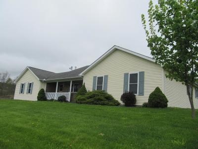Troy Single Family Home For Sale: 11121 Route 6