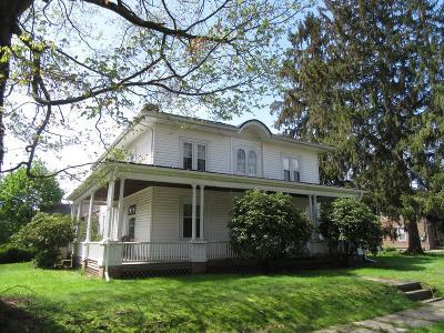 Towanda Single Family Home For Sale: 201 Chestnut Street