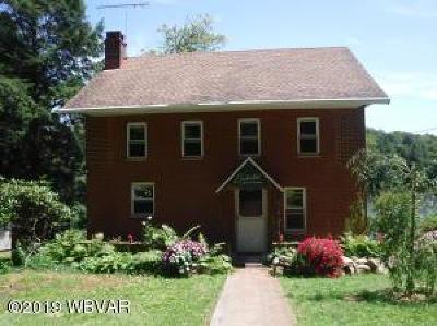 Laporte Single Family Home For Sale: 94 South Railroad Lane