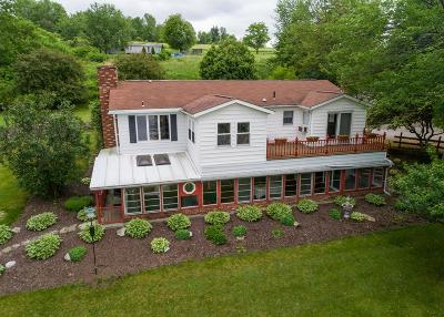 Canton Single Family Home For Sale: 4783 Route 154