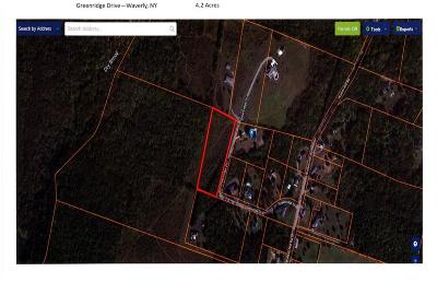 Waverly Residential Lots & Land For Sale: Greenridge Drive