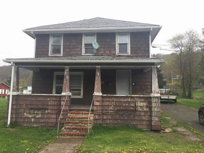 Blossburg Multi Family Home For Sale: 124 Morris Street