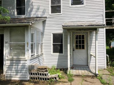 Towanda Single Family Home For Sale: 34 N 4th Street