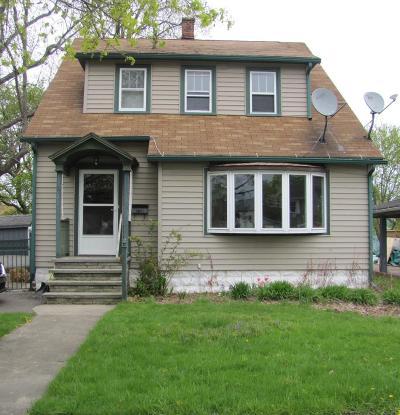 Sayre Single Family Home For Sale: 520 N Wilbur Ave