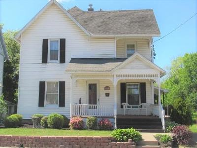 Wyalusing Single Family Home For Sale: 265 Second Street