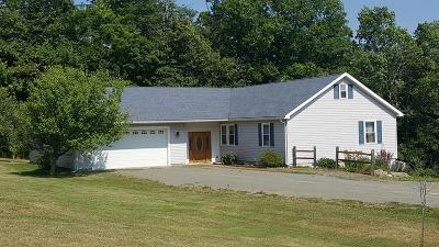 Mansfield Single Family Home For Sale: 900 Route 549