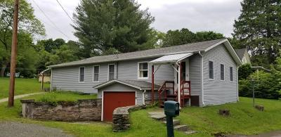 Wyalusing Single Family Home For Sale: 324 Riverside Drive