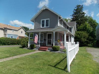 Sayre Single Family Home For Sale: 510 Lincoln Street