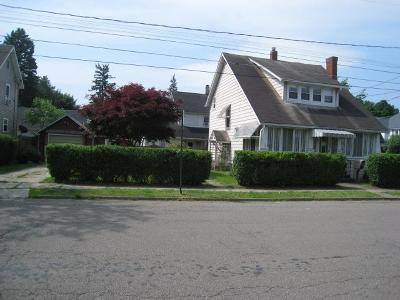 Sayre Single Family Home For Sale: 505 Powell Street