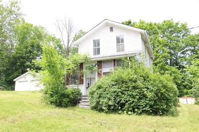 Wyalusing Single Family Home For Sale: 3723 Route 409