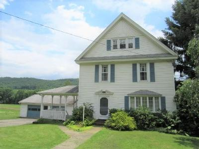 Wyalusing Single Family Home For Sale: 308 Taylor Avenue