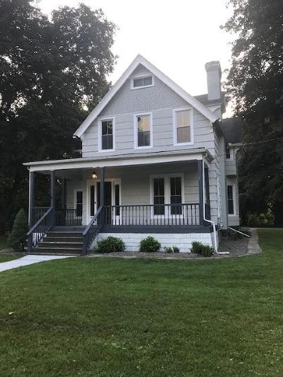 Athens Single Family Home For Sale: 731 S. Main St