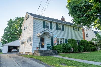 Athens Single Family Home For Sale: 605 Second St.