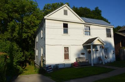 Sayre Single Family Home For Sale: 136 N Higgins Ave