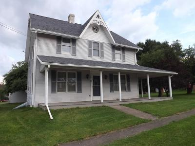 Mildred Single Family Home For Sale: 60 Jackson Street