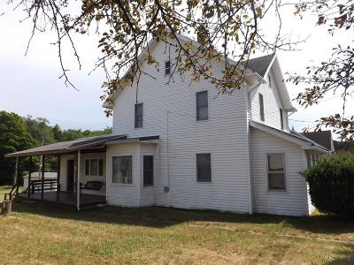 Mildred Single Family Home For Sale: 87 Jackson Street