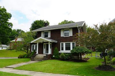 Athens Single Family Home For Sale: 15 Locust St.