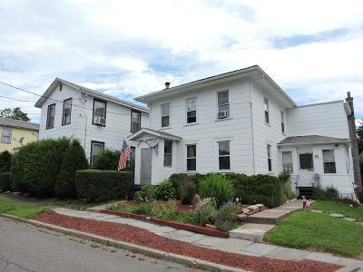 Towanda Single Family Home For Sale: 316 Poplar Street