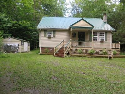 Dushore Single Family Home For Sale: 216 Lark Road/Lost Lakeacres