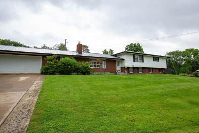 Mansfield Single Family Home For Sale: 1 Clark Street