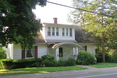 Wyalusing Single Family Home For Sale: 264 Taylor Ave