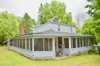Single Family Home For Sale: 1249 Forrest Rd