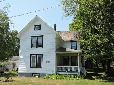 Single Family Home For Sale: 3164 East River Rd