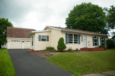 Sayre Single Family Home For Sale: 123 Blackman Street
